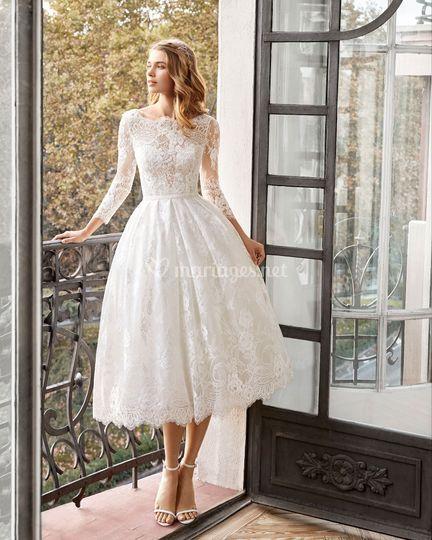 Robe de mariée niqui
