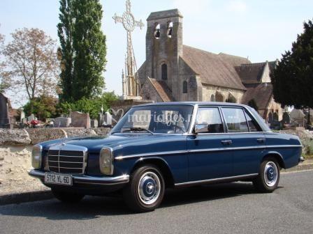 Mercedes pour Mariages