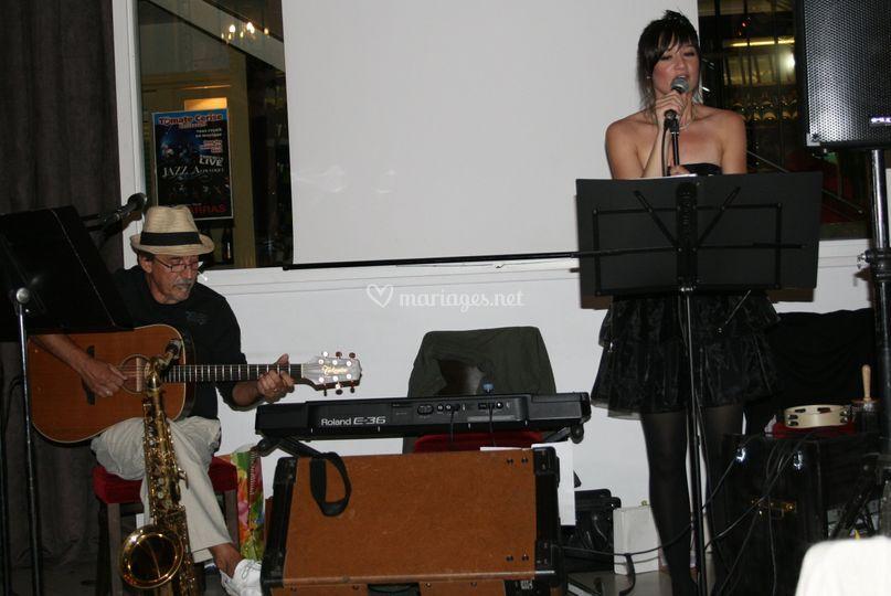 Concert restaurant