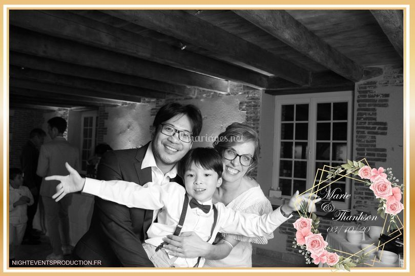 Photobooth Chene