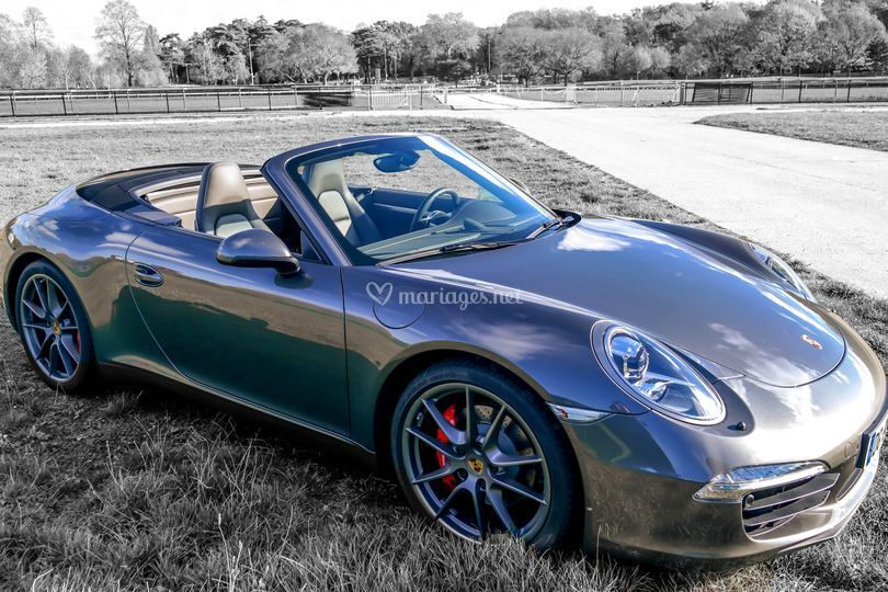 Porsche 911 S décapotable