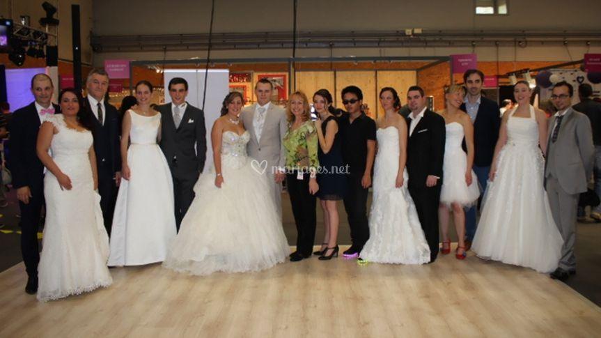 Le bouchon dansant - Salon du mariage caen 2015 ...