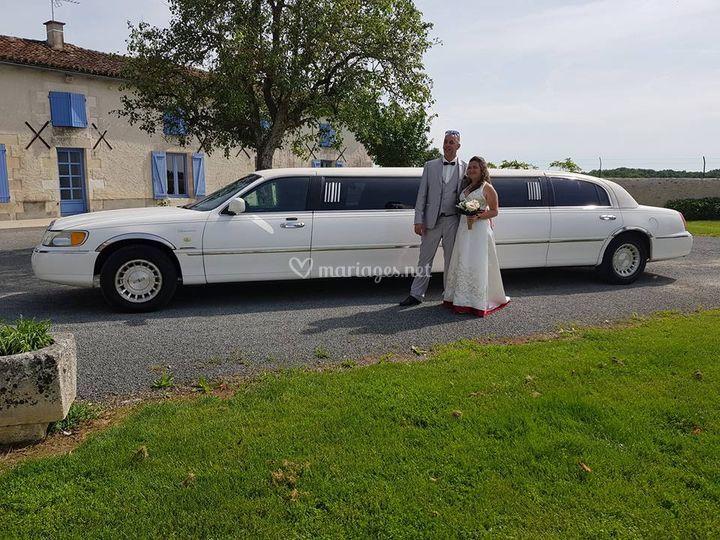 Les mariés au gite