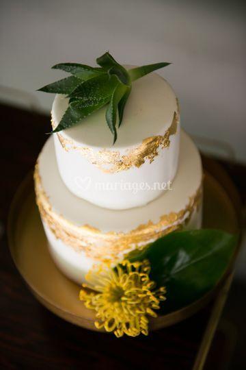 Les Gâteaux d\u0027Anne Tropical doré
