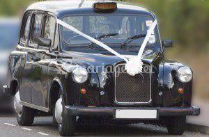 Véritable Taxi Londonnien