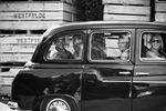 Veritable Taxi Londonien
