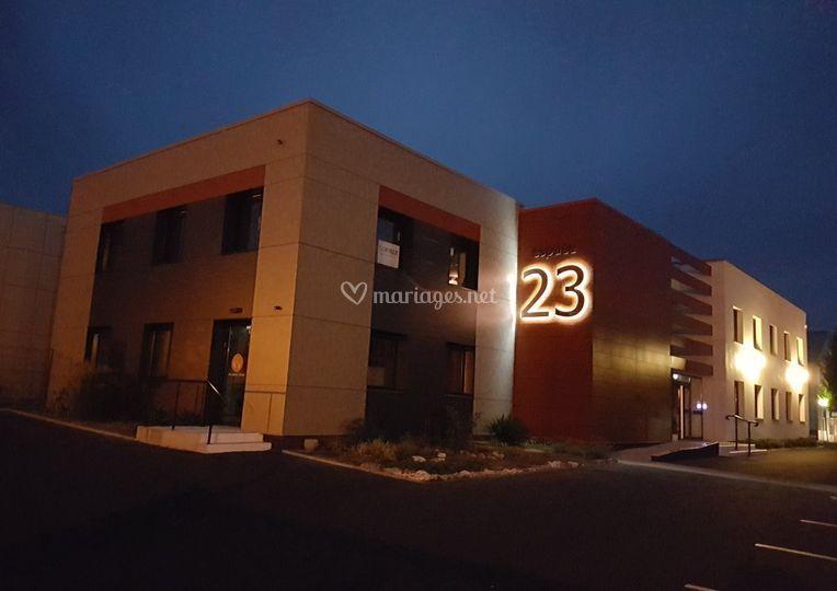 Bâtiment Espace 23