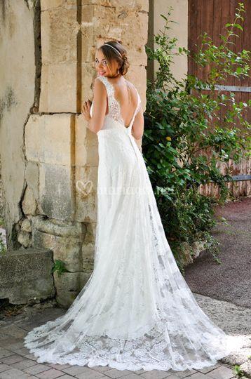 Bonbon - mariée de provence