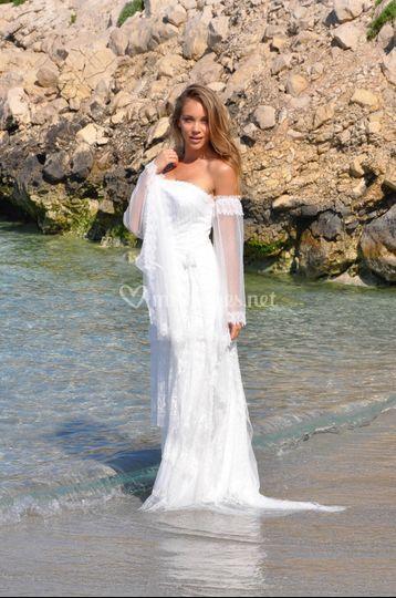 Alizea mariée de provence
