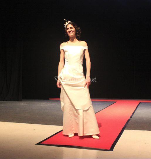 Robe de mariée Impératrice