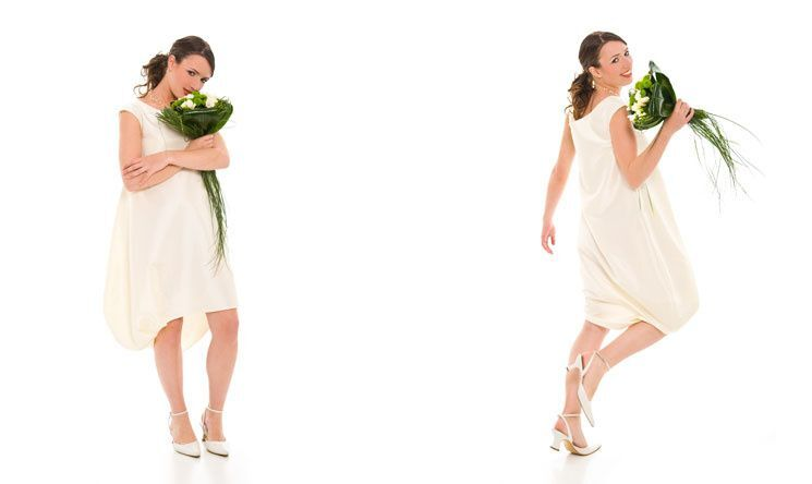 Robe de mariée Crocus Printemps été 2010