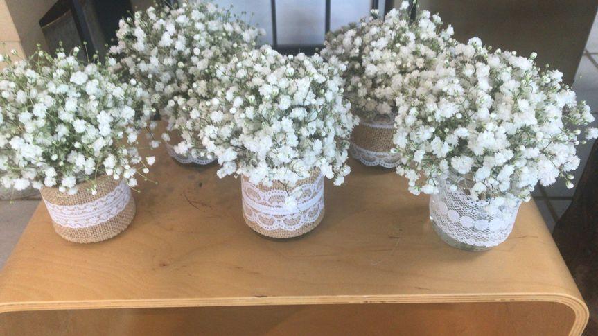 Bouquet Gypsophile