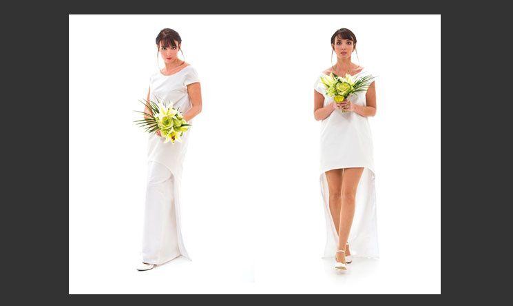 Robe de mariée Hana