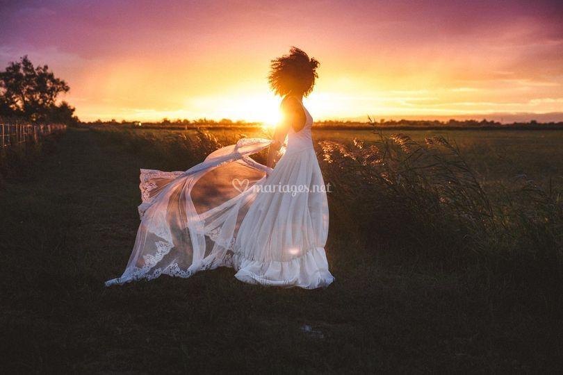 La Femme Gribouillage - Photo