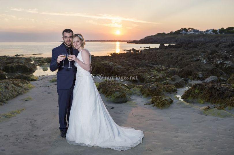 Photographe coucher de soleil sur Hieronimus Art Photographe