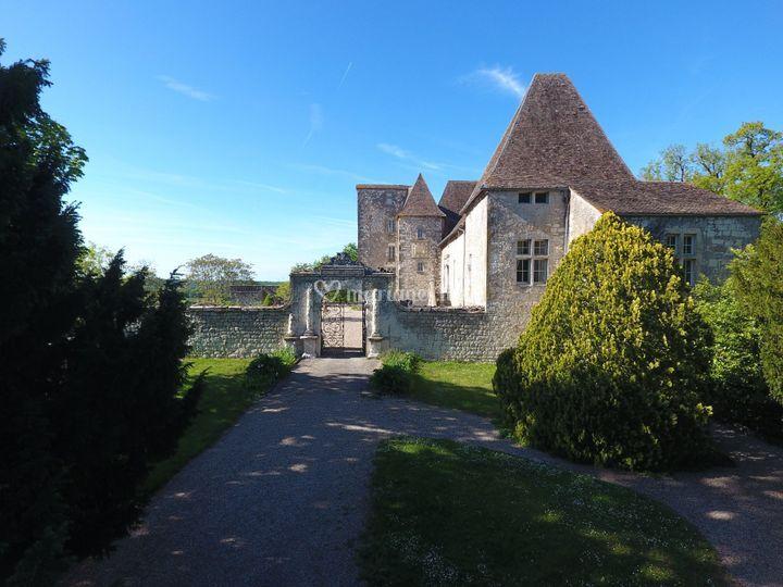 Château de Born *****
