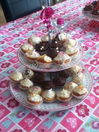 Festas cupcakes