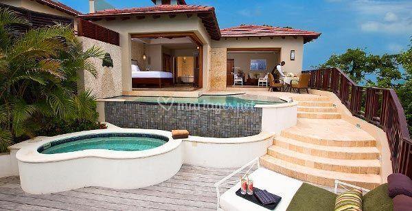 Millionaire Suite Sainte Lucie