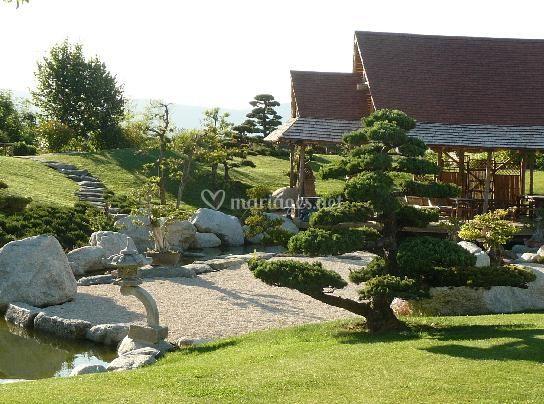 Jardin d'Adachi et Pavillon