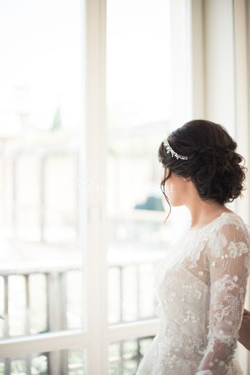 Mariée est prête