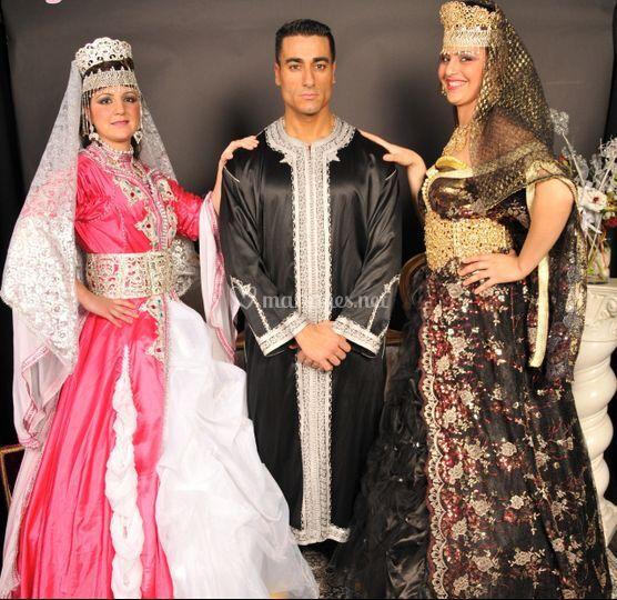 Robes de mariées traditionnelles