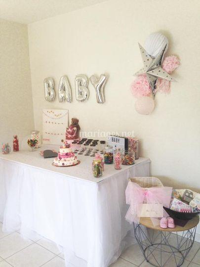 Baby Shower mai 2017
