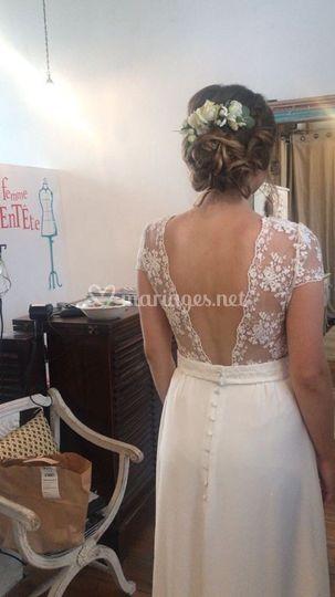 Mariage de Laura