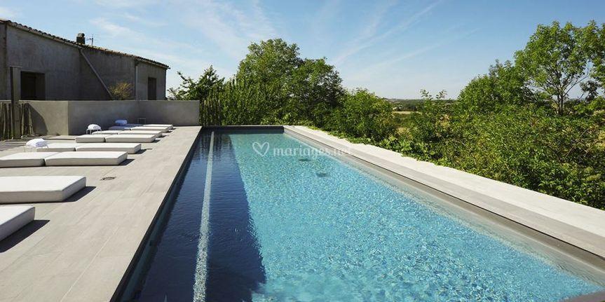 Domaine piscine