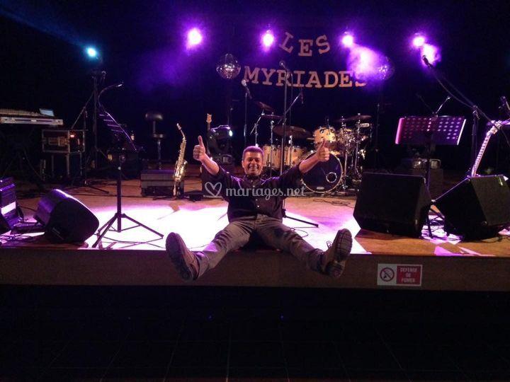 Michel et Les Myriades