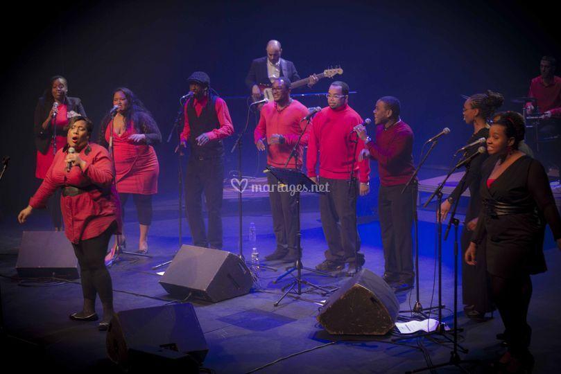Concert grand théâtre du Havre