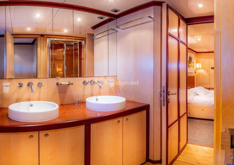 Clara One - salle de bain