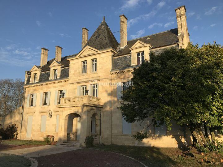 Château Julie en hiver