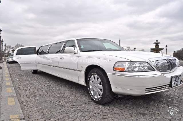 Lincoln blanche