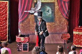 Polino Magicien Jongleur