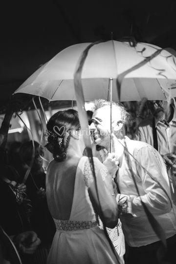 Rituel parapluie