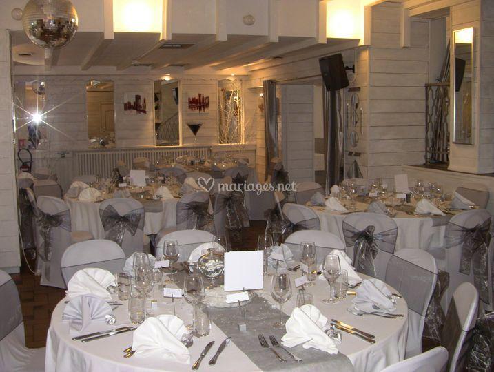 Salle mariage  150 p