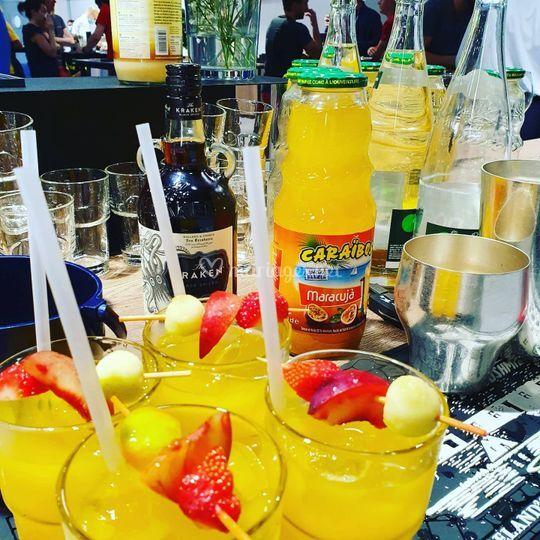 Cocktails sans alcool au FCN