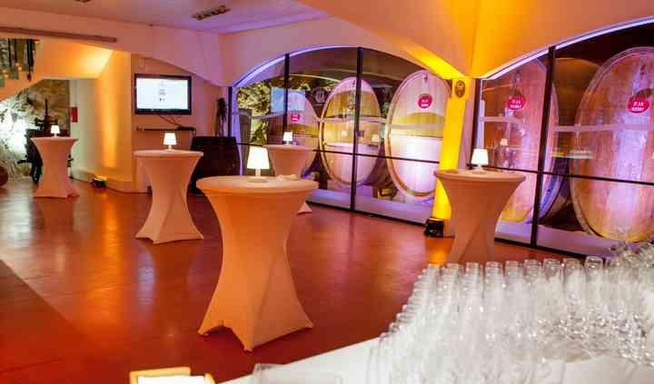 Salle le Chai - cocktail
