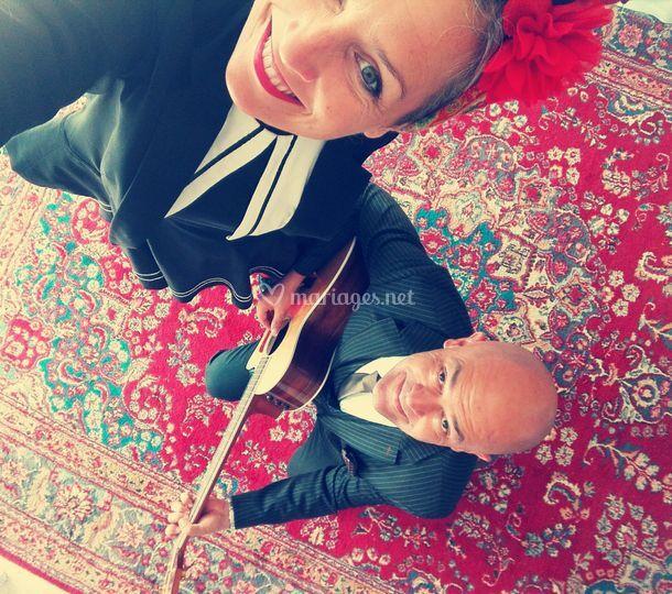 Selfie en duo )