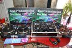 Platines DJ hautes alpes