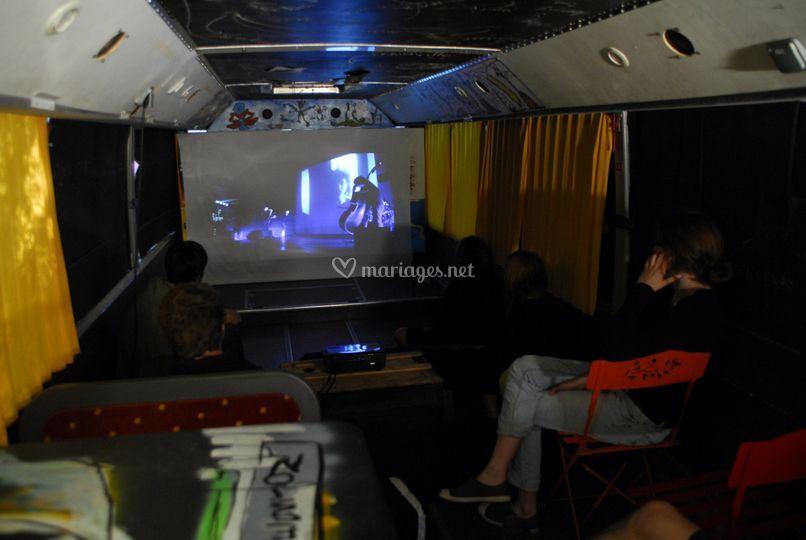 L'icaravane cinema
