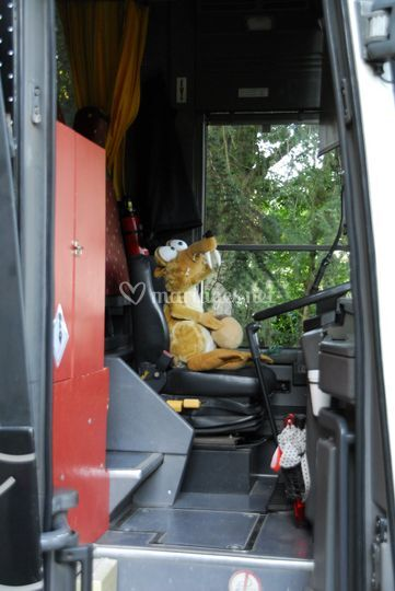Le conducteur  du bus