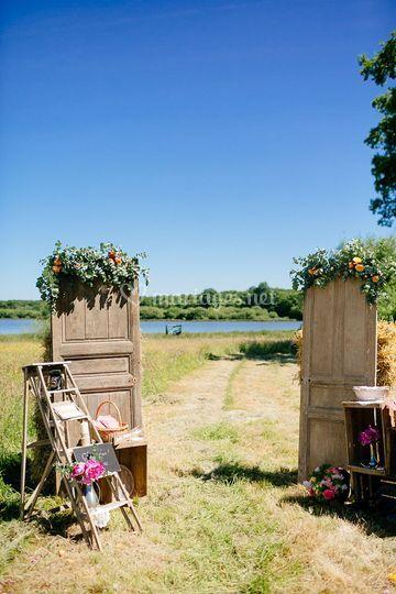 Portes cérémonies