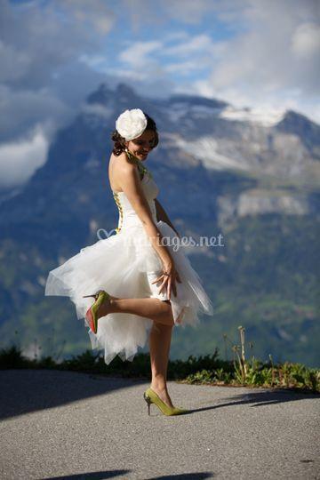 Bibi mariée