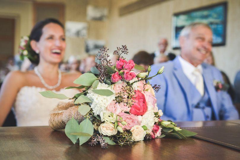Bouquet & couronne