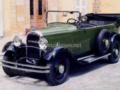 Citroën C4 Torpédo 1930