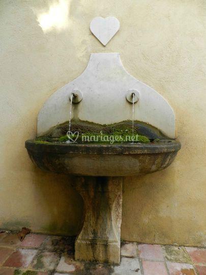 Fontaine des amoureux