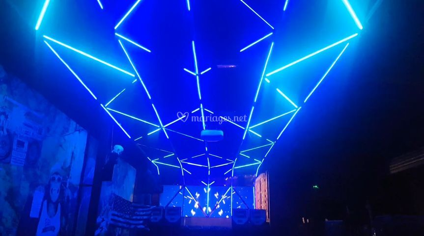 Show Led + Mapping