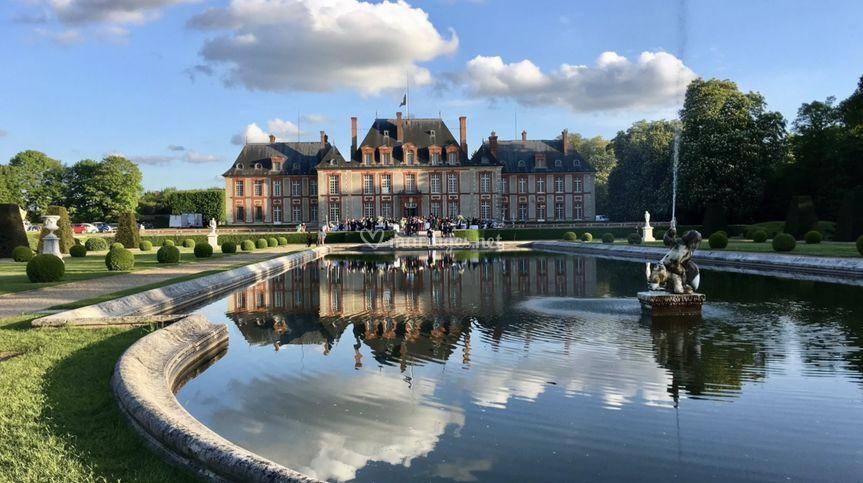Cocktail château de Breteuil