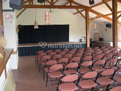 Grande salle 150 couverts